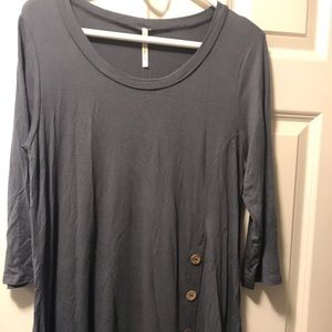 Tunic length Shirt